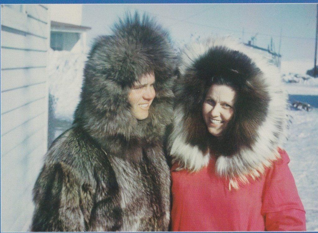 Em & Ruth in Alaska ...
